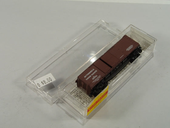MTL-43030 - 40' Double-Sheathed Wood Box Car,1-1/2 Door, w/side mount brake wheel - Union Pacific #170741