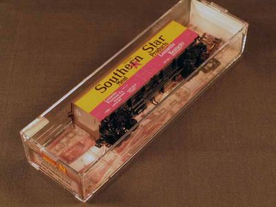MTL-058 00 526 - 36' Wood Sheathed Ice Refrigerator Car - Southern Star #207