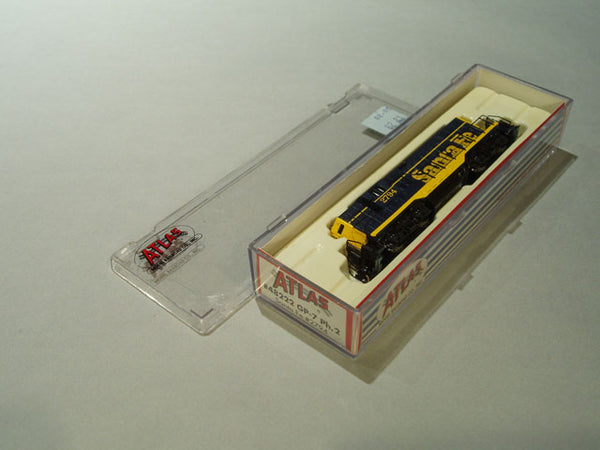 ATL-48222 - Santa Fe GP-7 Locomotive - Road #2794