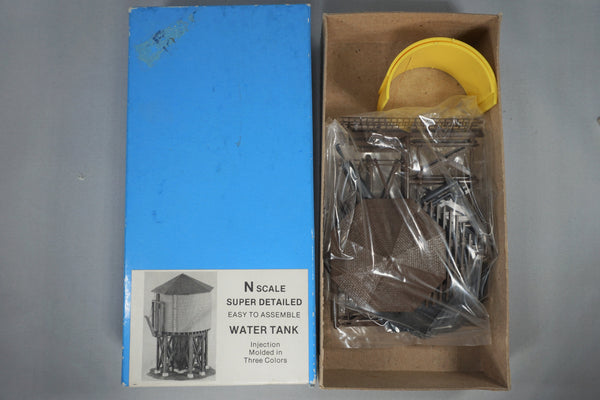 DIM-2000 - American Standard Water Tank N scale Building Kit