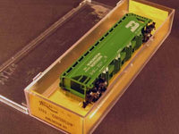 ATL-3703 - Burlington Northern 4-Bay Centerflow Hopper Car - Road #460020