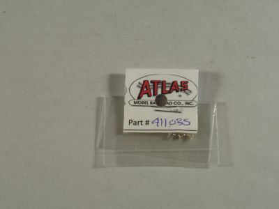 Atlas Nickel Screws