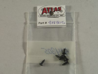 Atlas Black Screws