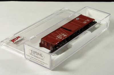 ATL-41742 - New York Central Single Sheathed Boxcar - Road #160230