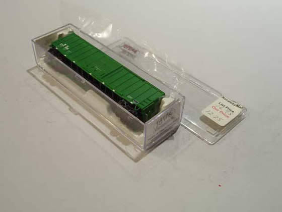 ATL-45261 - Burlington Northern 50' Precision Design Boxcar - Road #214595