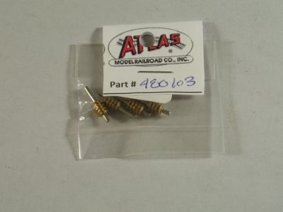Atlas Drive Shaft and Worm Gear