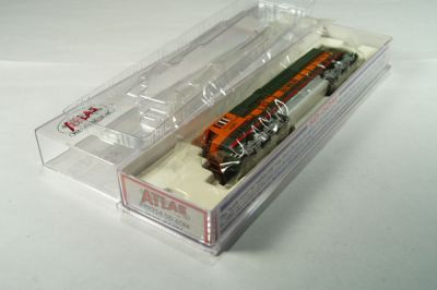 ATL-49254 - BNSF SD-60M Locomotive - Road #9297