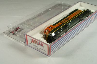 ATL-49710 - BNSF B23-7 Locomotive - Road #4265