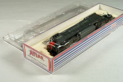 ATL-49724 - Southern Pacific B23-7 Locomotive - Road #5100