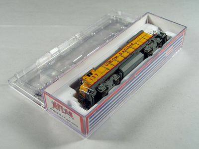 ATL-49728 - Union Pacific B23-7 Locomotive - Road #137