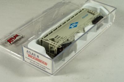 ATL-50 000 533 - Duval Potash 3560 Hopper Car - Road #63880
