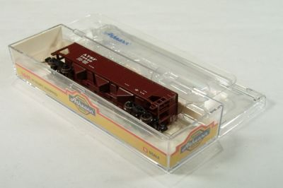 ATH-11077 - Santa Fe 3-Bay Offset Hopper Car - Road #78846