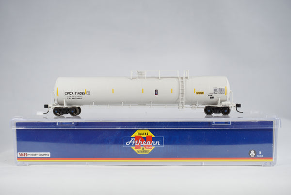 "ATH-23568 - UTC 33K LPC Tank Car ""Late"" - CPCX #114095"