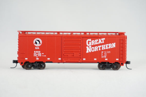 ATL-34284 - 40' Box Car - GN - Road #6462