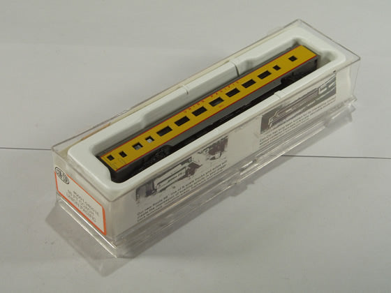 CC-0001-04001E - Union Pacific Smoothside Passenger Coach Car - Road #901