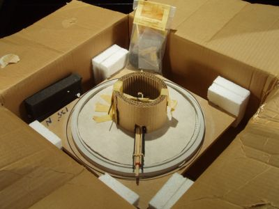 Diamond Scale® 135' Motorized Turntable