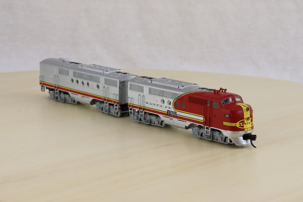 "IMR-69003-02 - Santa Fe ""Warbonnet"" FT A/B Locomotive - Road #160"