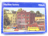 POL-260 - Machine Factory N Scale Building Kit
