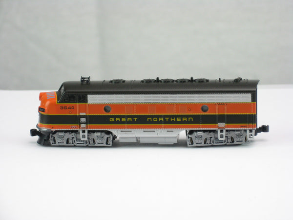KAT-106-0416 - N Scale - F7A Locomotive - GN - Road #364A