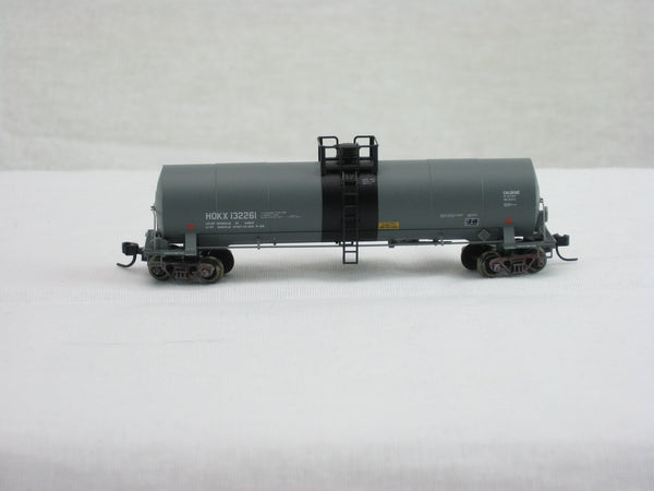 ATL-40543 - 17,360 Gallon Tank Car - Occidental Chemical (Hooker Gray) Rd#132261 - N Scale