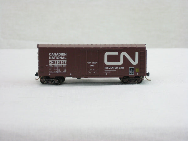 MTL-07400150 - 40' Standard Box Car, Plug Door, w/o Roofwalk - CN #291147