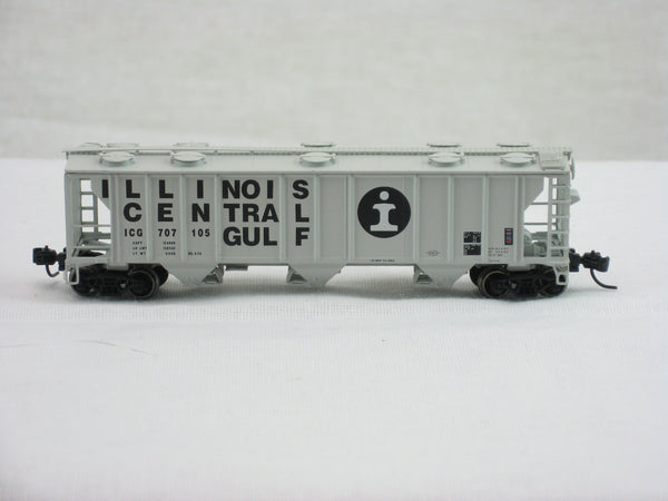 ATH-28313 - PS 2893 Covered Hopper - ICG Rd#707105 - N Scale