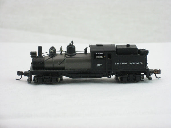 ATL-41636 - Shay - East Side Logging - Road #107 - N Scale