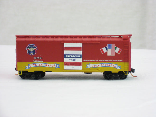 MTL-020 00 007 - NYC 40' Boxcar - Road #161500 - N Scale