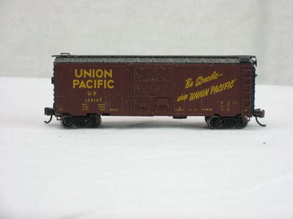ATL-50001328 - UP 42' PS-1 Boxcar - Road #126167 - N Scale