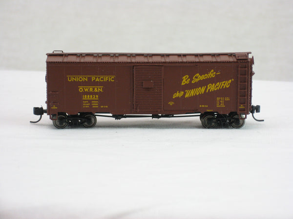 IMR-65760-11 - UP 1937 AAR Boxcar - Road #188829 - N Scale