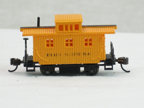BCH-15751 - Union Pacific Old Time Caboose - N Scale