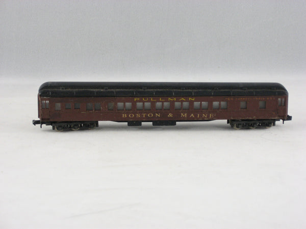 Car-N-Bag - Atlas - Boston & Maine - Passenger Car - No Road # - N Scale