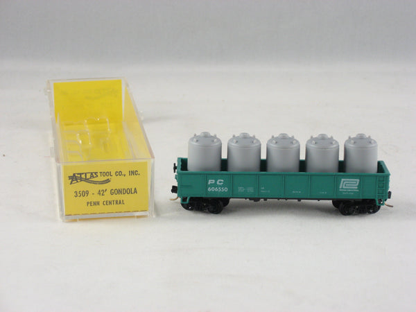 ATL-3509 - PC - 42' Gondola Car - Road #606550