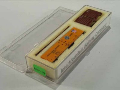 IMR-60501-08 - Pacific Fruit Express R-40-23 Refrigerator Kit - Road #47574