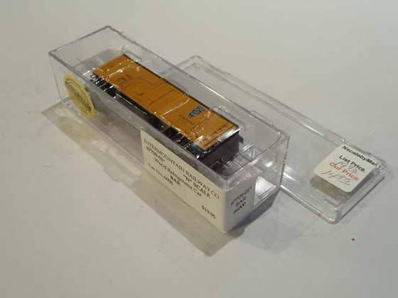 IMR-67709-01 - BAR Wood Refrigerator Car - Road #6000