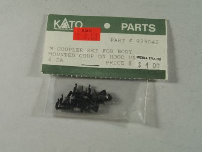 KAT Coupler Body Mounted Hood Units