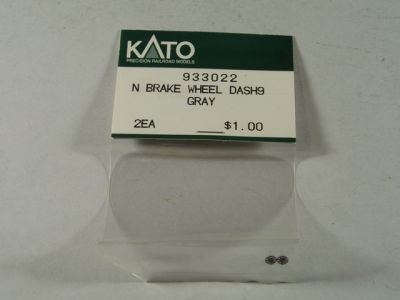 KAT Brake Wheel Dash9 Gray