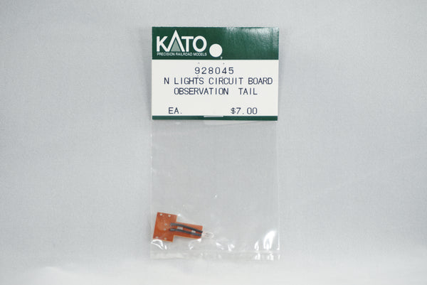 KAT 928045 - Circuit board - Tail- Observation car