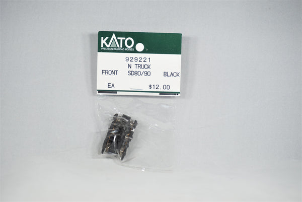 KAT 929221 - Front truck - SD80/90 - Black