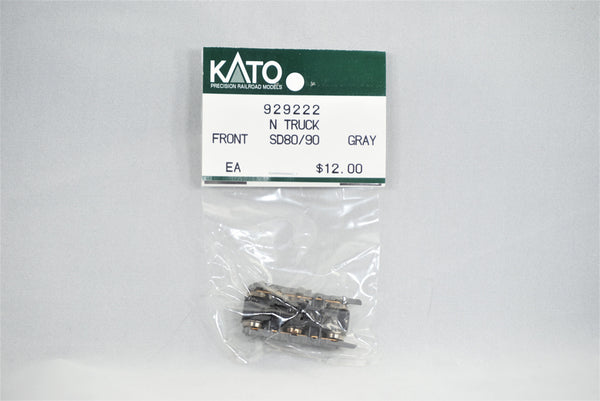 KAT 929222 - Front truck - SD80/90 - Gray
