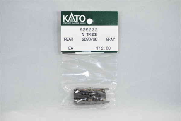 KAT 929232 - Rear truck - SD80/90 - Gray