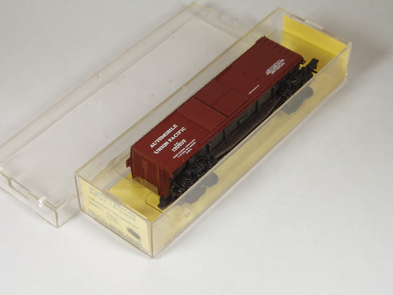 MTL-43087 - 40' Double-Sheathed Wood Box Car,1-1/2 Door, w/side mount brake wheel - Union Pacific Auto