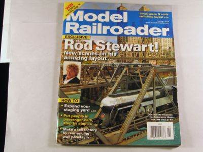 Model Railroader Magazine - January - 2014