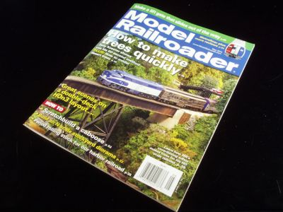 Model Railroader Magazine - May - 2014