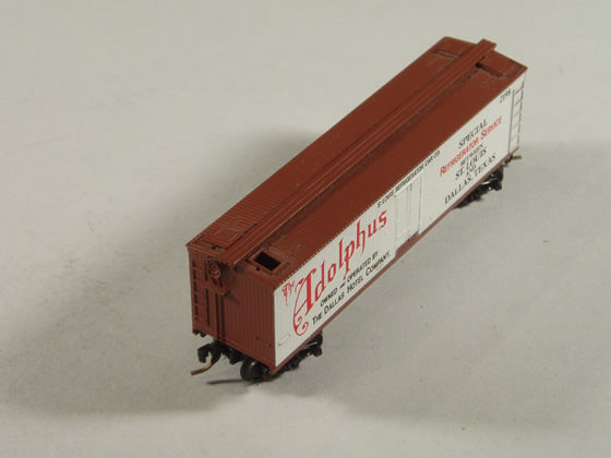MTL-47130 - 40' Double-Sheathed Wood Reefer - Adolphus #2198