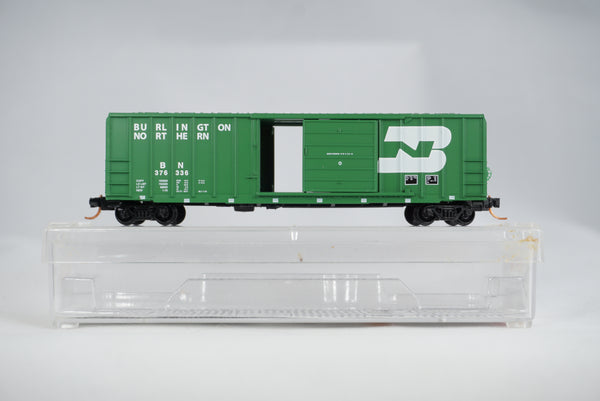 MTL-02500490 - 50' Rib Side Box Car, Single Door, w/o Roofwalk- BN #376336