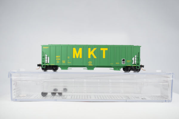 MTL-09900011 - Evans 3-Bay Covered Hopper - MKT #4194