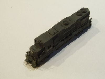 KAT-Custom 7853 - Penn Central GP38 Locomotive - Road #7853