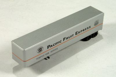 Pacific Fruit Express Trailer Service