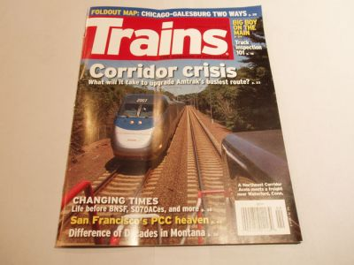 Trains Magazine - April 2014